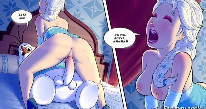 Frozen Parody 3 – QH