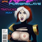 Rogue Lust Powerslave – X-Men
