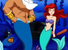 A nova descoberta de Ariel