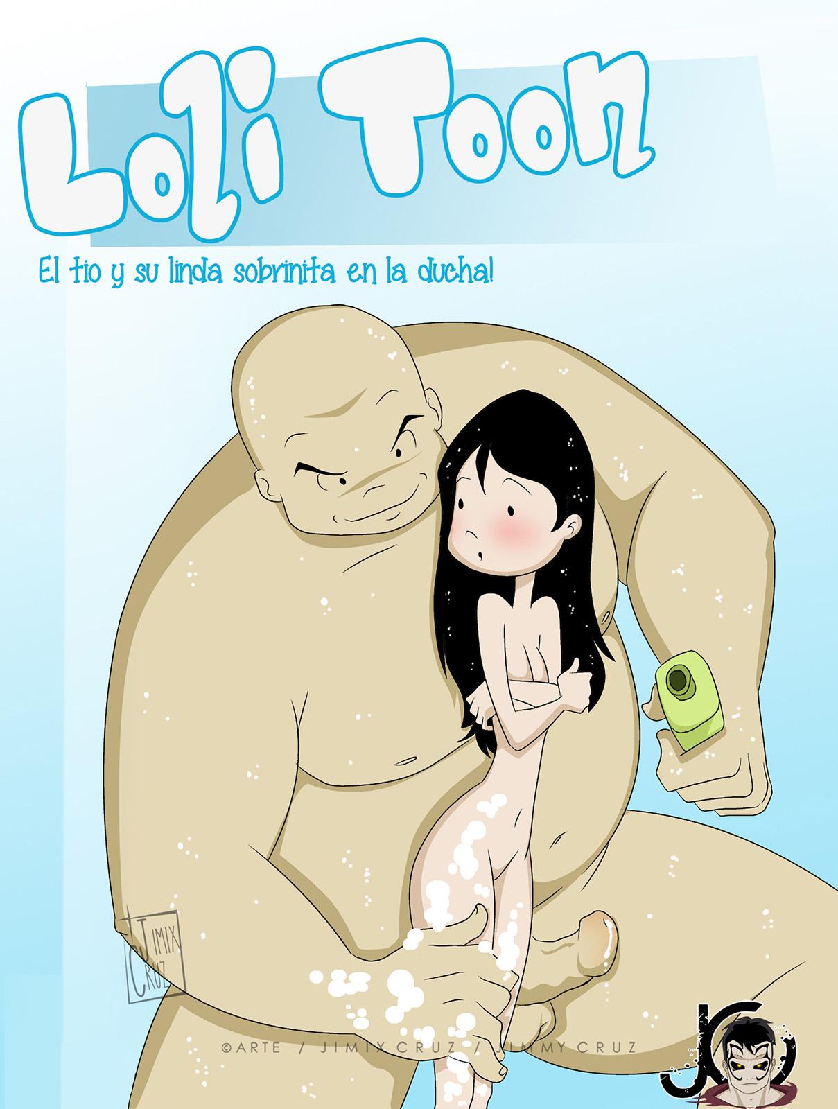 Loli Toon – Novinhas em apuros