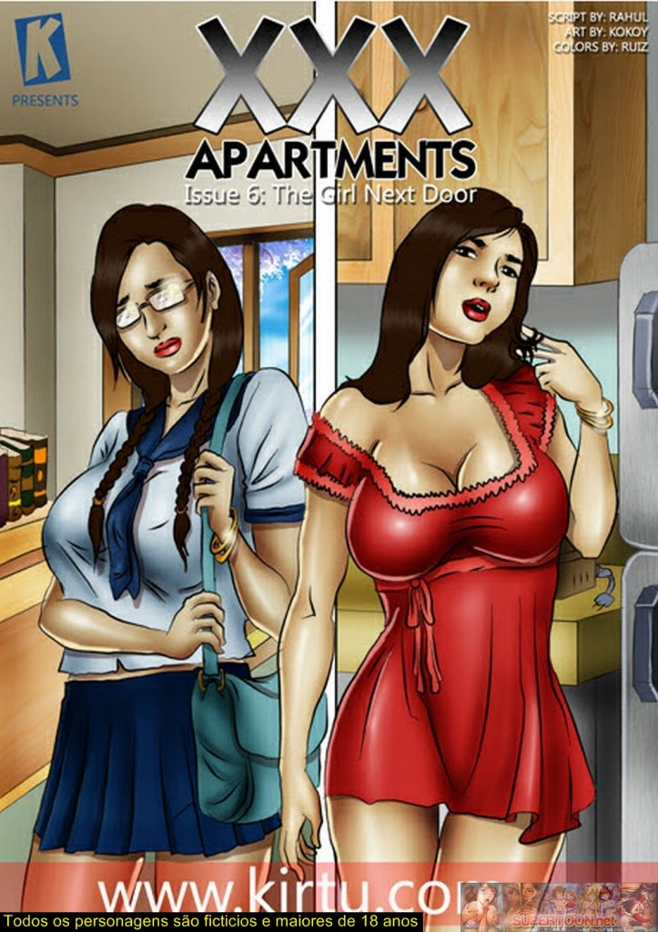 kirtu's XXX Appartments #6