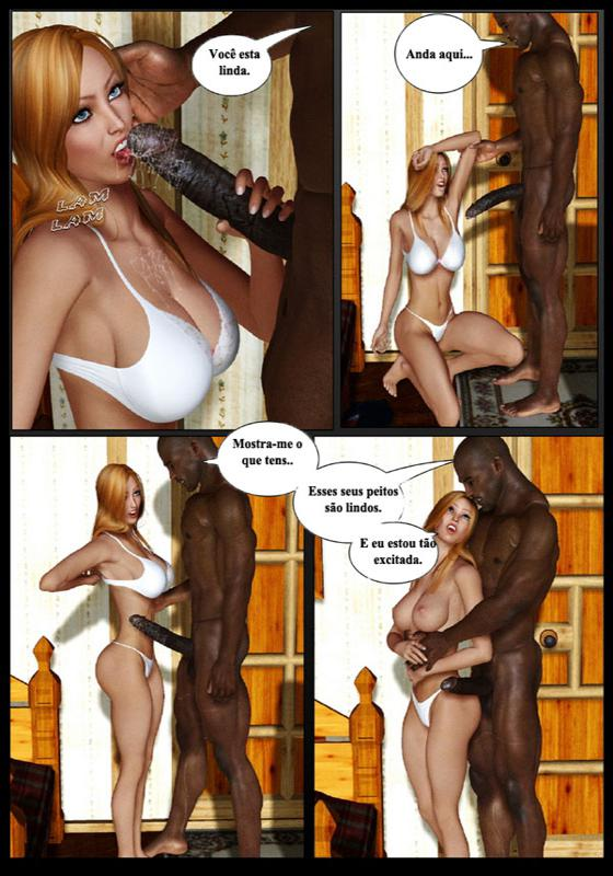 Candie Your First Time a Black Man 02 06