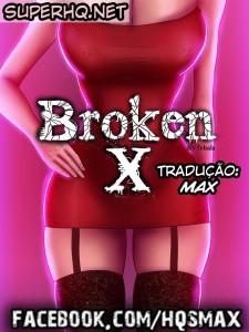 Broken X