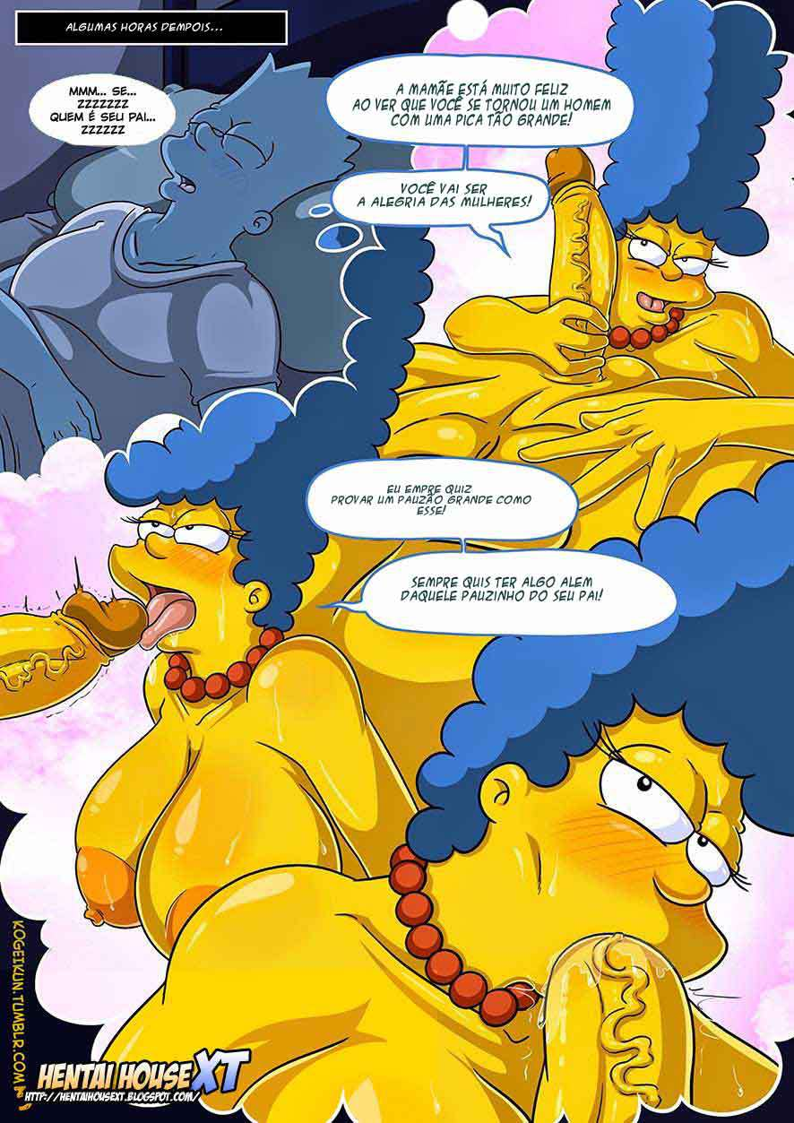Sexy Sleep Walking – Simpsons
