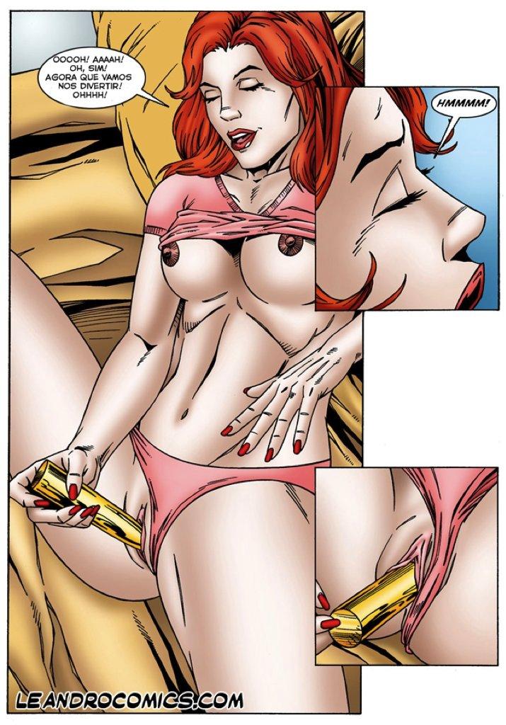 x men порно комикс