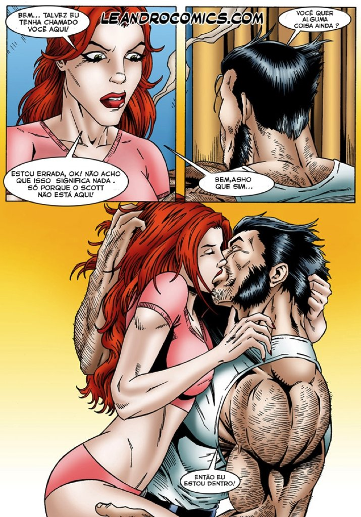 Opinion Naked women from x men