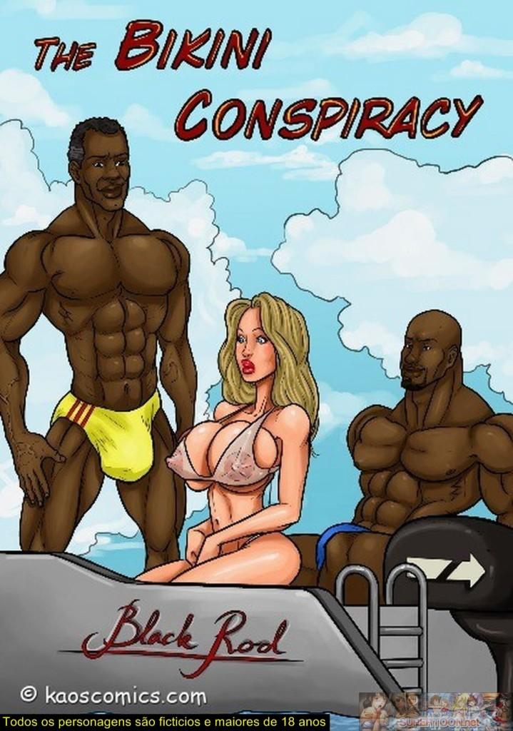 Bikini conspiracy Parte 01
