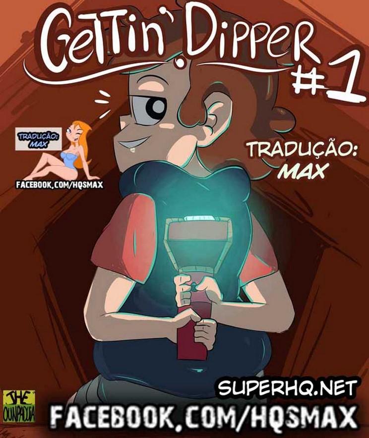 Getting Dipper