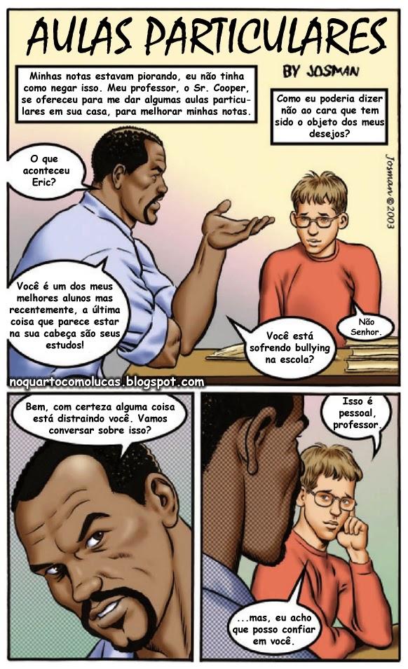 Aulas Particulares com professor negão