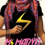Senhora Marvel na Putaria na rua!