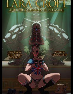 Lara Croft and Guardian of Pleasure