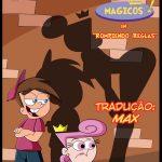 Padrinhos Mágicos – Quebrando Regras