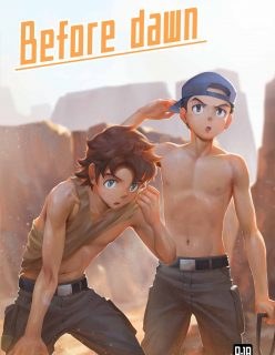 Before Dawn – Betm Gay