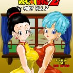 Dragon Ball Z  Milky Milk 2