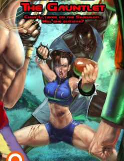 Chun-Li – The Gauntlet