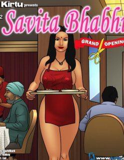Savita Bhabhi 92 Grand Opening